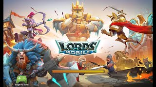 Lords Mobile v2.13 MOD UNLOCK VIP 15 FEATURES