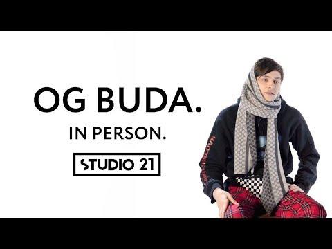 OG BUDA | IN PERSON