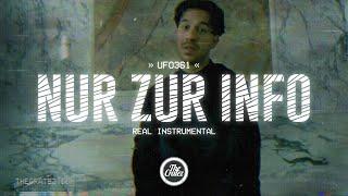 """Ufo361 - """"Nur zur Info"""" Instrumental (prod. by Jimmy Torrio & The Cratez)"""