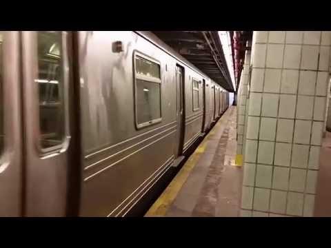 A Regular Train Ride to Grant Avenue.