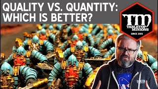 Quality vs. Quantity: Which is Better in Wargaming?