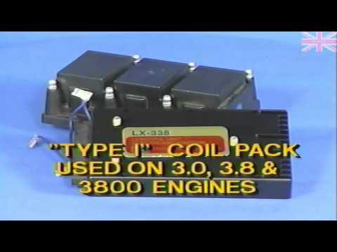 Standard Motor Products - Electronic Engine Controls - GM Electronic Engine Controls (1989)