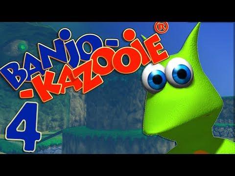 Banjo Kazooie (Blind) -4- JON'S BUTT IS IN DANGER!