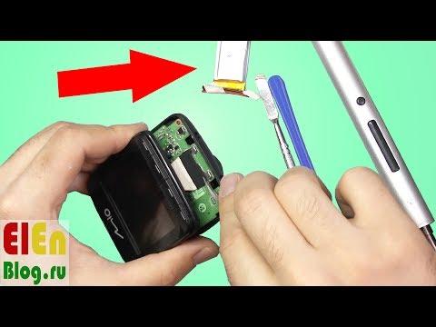видео: Видеорегистратор выключается. Ставим усиленный аккумулятор.