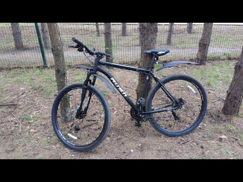 Велосипед RUSH HOUR RX 930 HDISC AL 2019 года