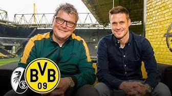 The Freiburg-Expert talks | Sebastian Kehl joins Matchday Magazine | SC Freiburg - BVB