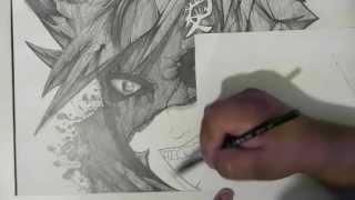 Gaara (Pencil Version)