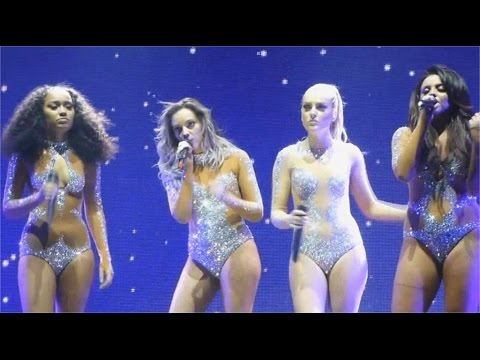 16 Little Mix - The Beginning & The End (The Get Weird Tour DVD)