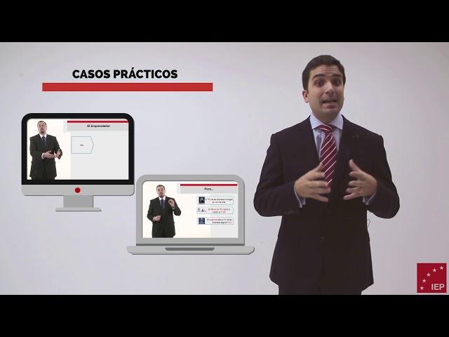 Presentación Máster de Dirección en RRHH y Gestión Digital del Talento