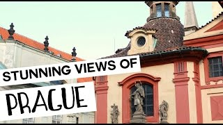 THE STUNNING VIEWS OF PRAGUE | TRAVEL VLOG