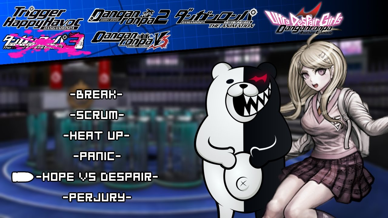 Danganronpa: All Nonstop Debate/Discussion Themes 2017