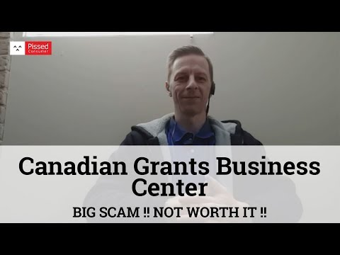 canadian-grants-business-center---big-scam-@-pissed-consumer-interview