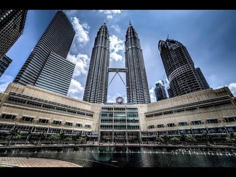 Kuala Lumpur Convention Centre Twin Towers KLCC Park