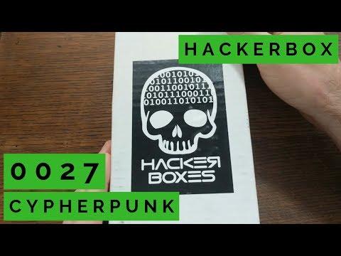 HackerBox 0027 CypherPunk (STM32 Black Pill + STLink V2 + 240x320 TFT, U2F Zero auth keys)