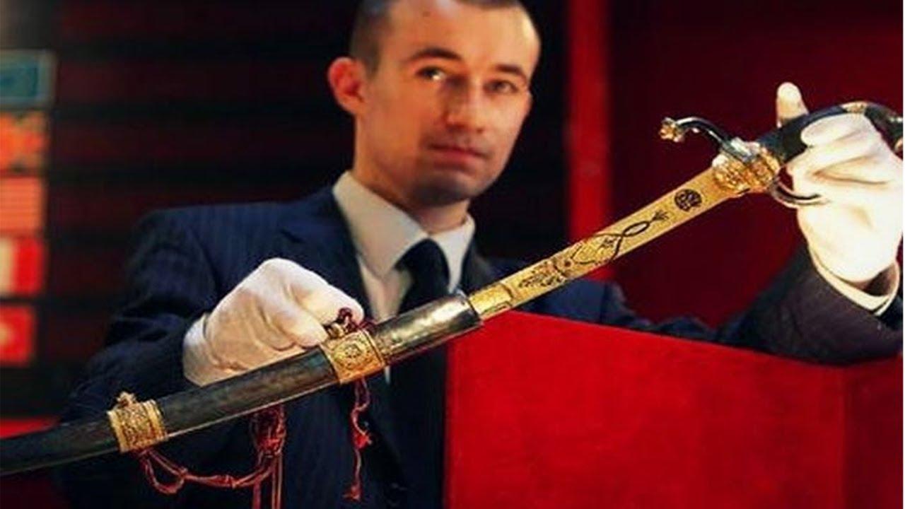 5 legendarnych i śmiercionośnych mieczy w historii
