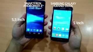 Andromax Z VS Samsung Galaxy Grand Duos