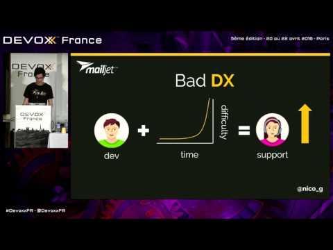 L'Expérience Développeur et votre API (French)