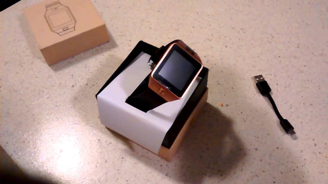 Dz09 smartwatch review.