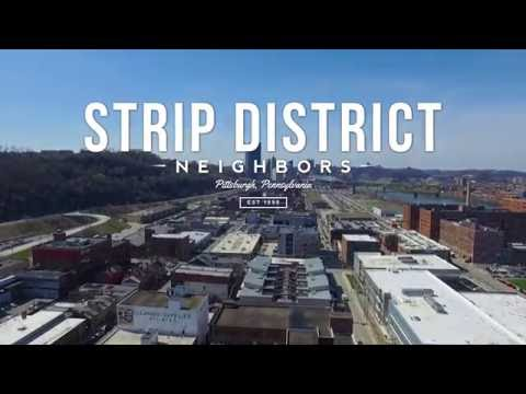 """STRIP DISTRICT NEIGHBORS: """"We Are The Strip"""""""