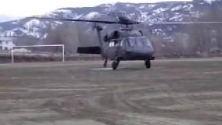 Fatsa Komando Kamerasından Giresun Alucra-1 (Helikopter Kalkış)  /2007