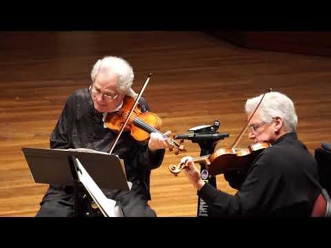 Itzhak Perlman, Pinchas Zukerman and Rohan De Silva - 05/24/2018