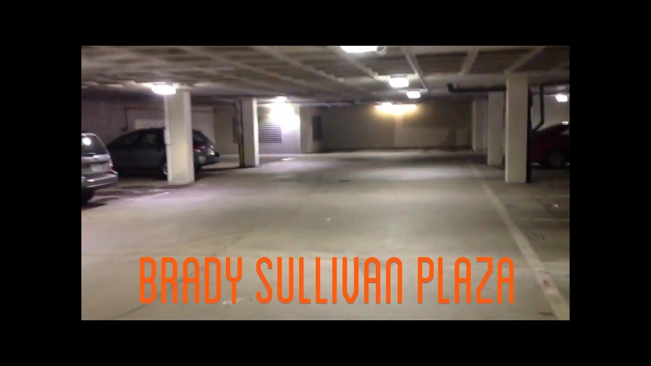 Tour of the private Parking Garage  Brady Sullivan