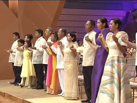 Inauguration of the El Shaddai International House of Prayer