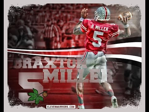"Braxton Miller Official Career Highlight || ""The Journey"" ᴴᴰ 