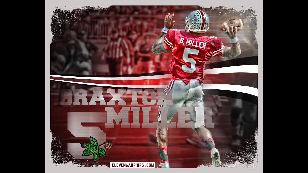 d767da26201 Braxton Miller Official Career Highlight ||