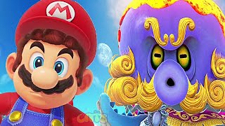 СУПЕР МАРИО ОДИССЕЙ #45 мультик игра для детей Детский летсплей на СПТВ Super Mario Odyssey Boss