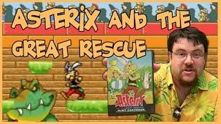 Joueur du grenier - Astérix and the great rescue - Megadrive