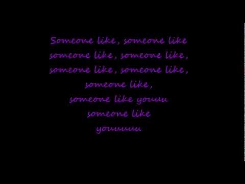 someone like you lyrics