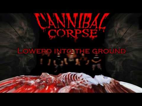 Cannibal Corpse - Festering in the Crypt [Lyric Video/Lyrics on screen]