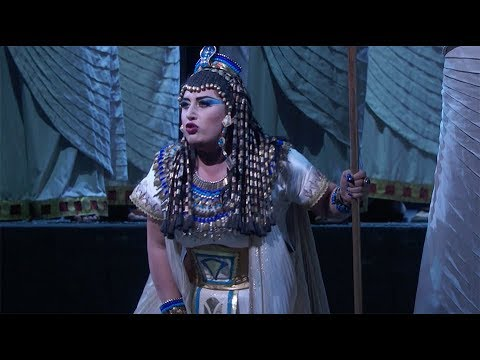 A Young Singer Takes the Opera World by Storm