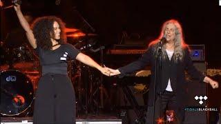 Alicia Keys ft. Patti Smith - Because The Night Live 2016