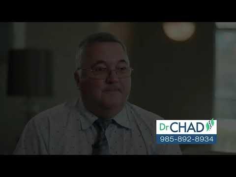 Dr. Chad Patient Testimonial: Wayne