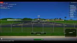 Roblox Avionics Planespotting, Emirates flight, VL 747