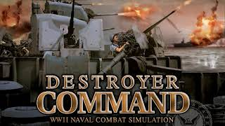Destroyer Command (2018 Win10) Messerwetzer Patch 1.03 - Hunting German Submarines off the US Coast