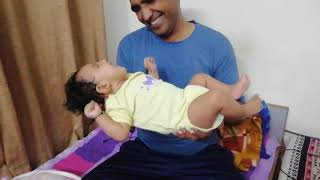 3 months Kids Crying | Kids Random Clicks | Kids Crying for Entertainment | Keya the Cute baby