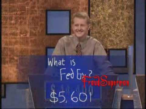 Ken Jennings Loses on Jeopardy! - YouTube