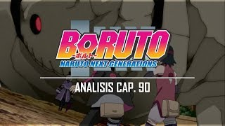 BORUTO CAPITULO 90 | Opinion & Review | MUERTE DE SEKIEI | GALAGA REGRESA