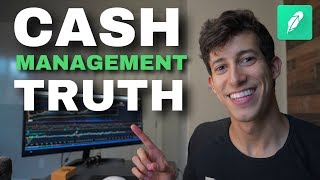 WATCH THIS BEFORE SIGNING UP FOR THE ROBINHOOD CASH MANAGEMENT ACCOUNT