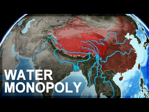 Tibet is China's ticket to hegemony