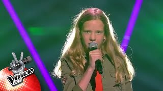 Indy - 'I Dreamed A Dream' | Blind Auditions | The Voice Kids | VTM