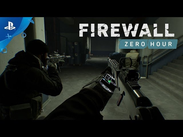 Firewall Zero Hour - Gameplay Trailer | PS VR