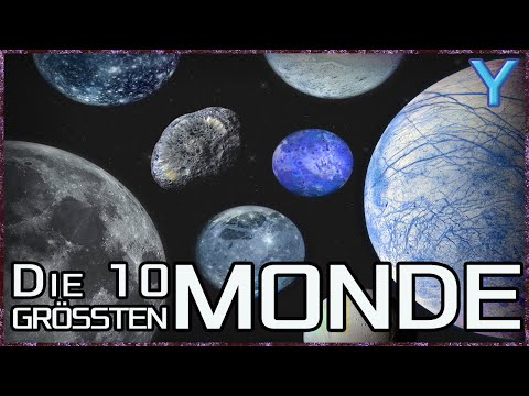 Die 10 größten Monde im Sonnensystem - Eine Dokumentation