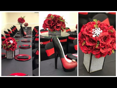 Glam Party Ideas| Women's Empowerment Conference| Girls Nigh