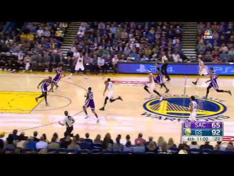 James Michael McAdoo vs Sacramento Kings 15.02.2017 (7Pts)