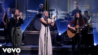 Joseph - White Flag (Live on The Tonight Show starring Jimmy Fallon)