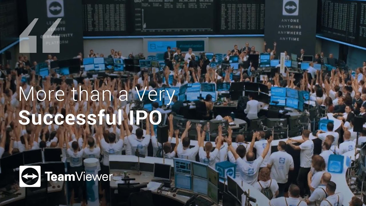 TeamViewer – more than a very successful IPO